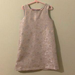 Kids pearl dress